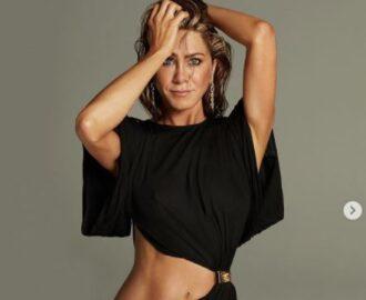Jennifer Aniston bra size