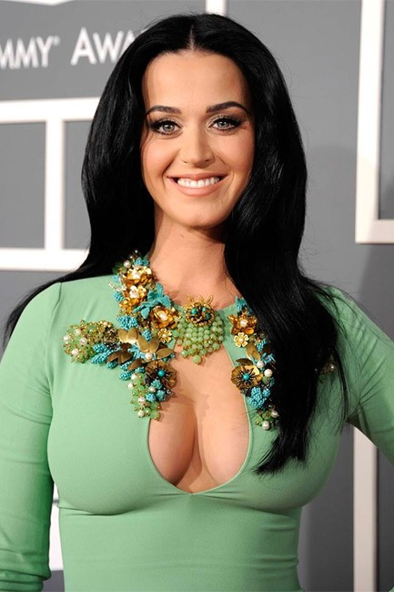 katy pery bra size