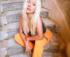 Christina Aguilera bra size
