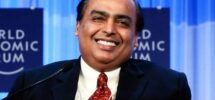 mukesh ambani networth